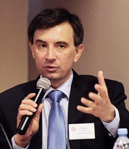 Сергей Ануфриев, основатель и директор Петербургского медицинского форума