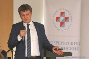 Степан Фирстов, основатель первой профессиональной СРО врачей в России.