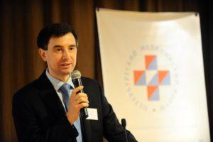 С.А.Ануфриев, директор Петербругского медицинского форума