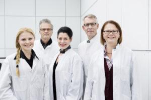 Ведущие врачи Университетской клиники Хельсинки