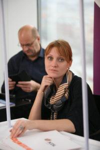 Марина Мелентьева, руководитель СПб филиала